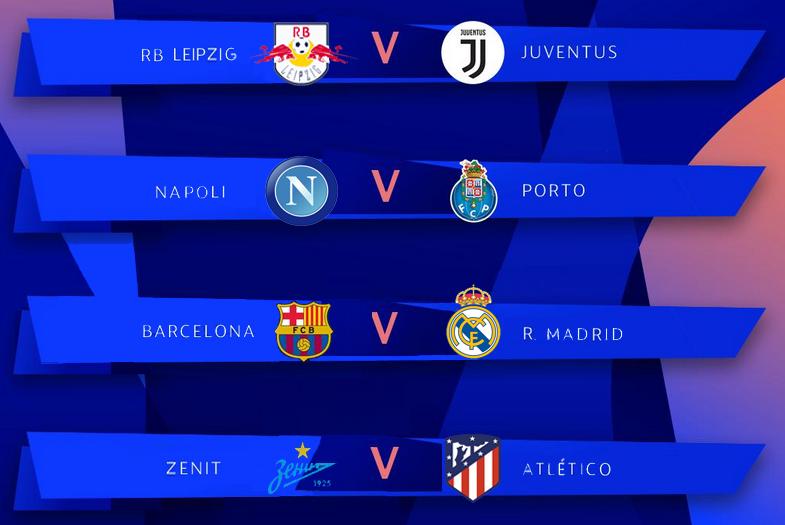 Alineaciones 1/4 final Copa TSM  Cuarto10