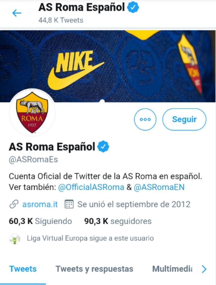 Associazione Sportiva Roma Media Screen13