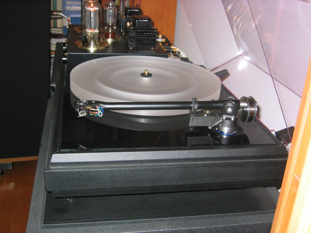 Pink Triangle LPT modificado Hi-fi012