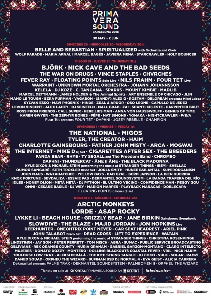 Mad Cool Festival 2019. The Cure, Iggy Pop, The National, Bon Iver, Smashing Pumpkins, Robyn, Sharon Van Etten... ¡Y lo que queda! #SoundsBetterLive - Página 16 Fotono14