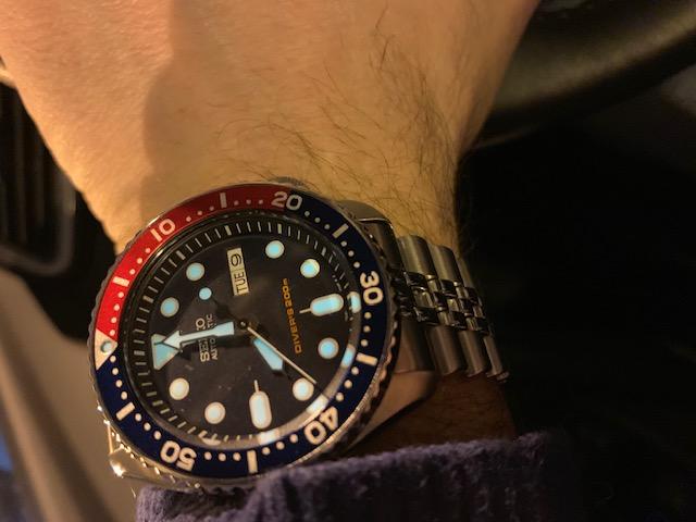 Votre montre du jour - Page 33 Skx00911