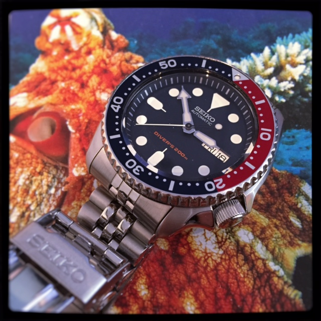 orient - La montre du vendredi, le TGIF watch! Skx00912