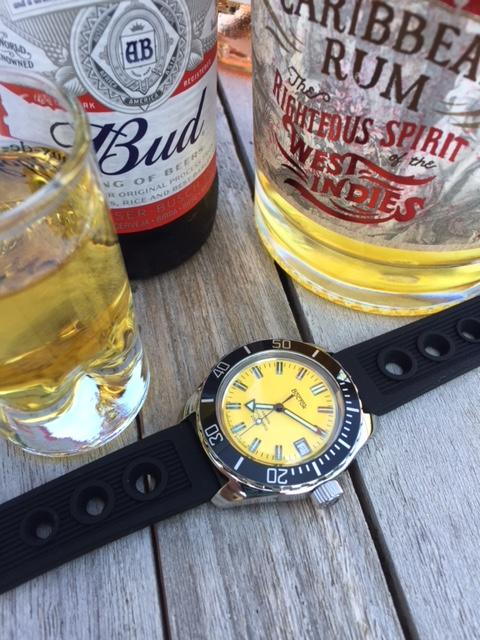 Votre montre du jour - Page 20 Yellow10