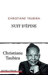 [Taubira, Christiane] Nuit d'épine 412wdb10