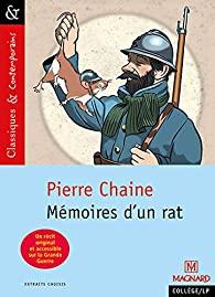 [Chaine, Pierre] Mémoires d'un rat 51cich10