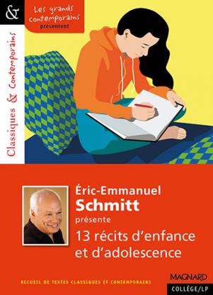[Schmitt, Eric-Emmanuel présente] 13 récits d'enfance et d'adolescence 97822110
