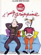 Agrippine - Tome 4 : Les combats d'Agrippine [Brétécher, Claire] Agripp10