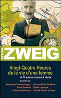 [Zweig, Stefan] La Femme et le paysage Couv3910