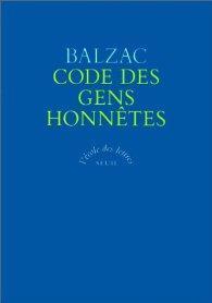 [Balzac, Honoré (de)] Code des gens honnêtes ou l'Art de ne pas être dupe des fripons Cvt_co10