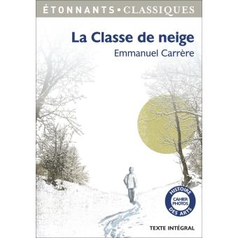 [Carrère, Emmanuel] La classe de neige La-cla10