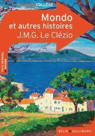 [Le Clézio, Jean-Marie Gustave] Mondo et autres histoires Produc11