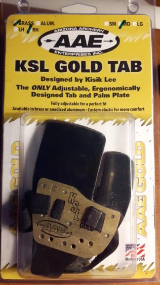AAE - KSL Gold Tab in Cordovan 20181210