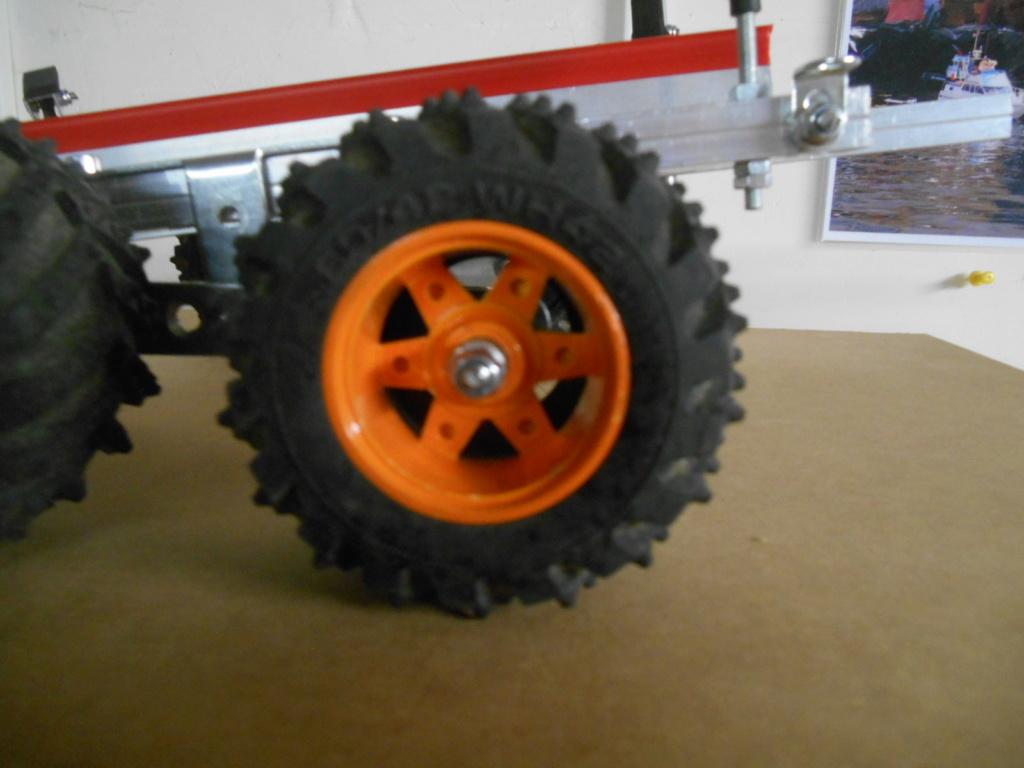 Fabrication de remorque double essieux fait maison tout en alu - Page 3 00613