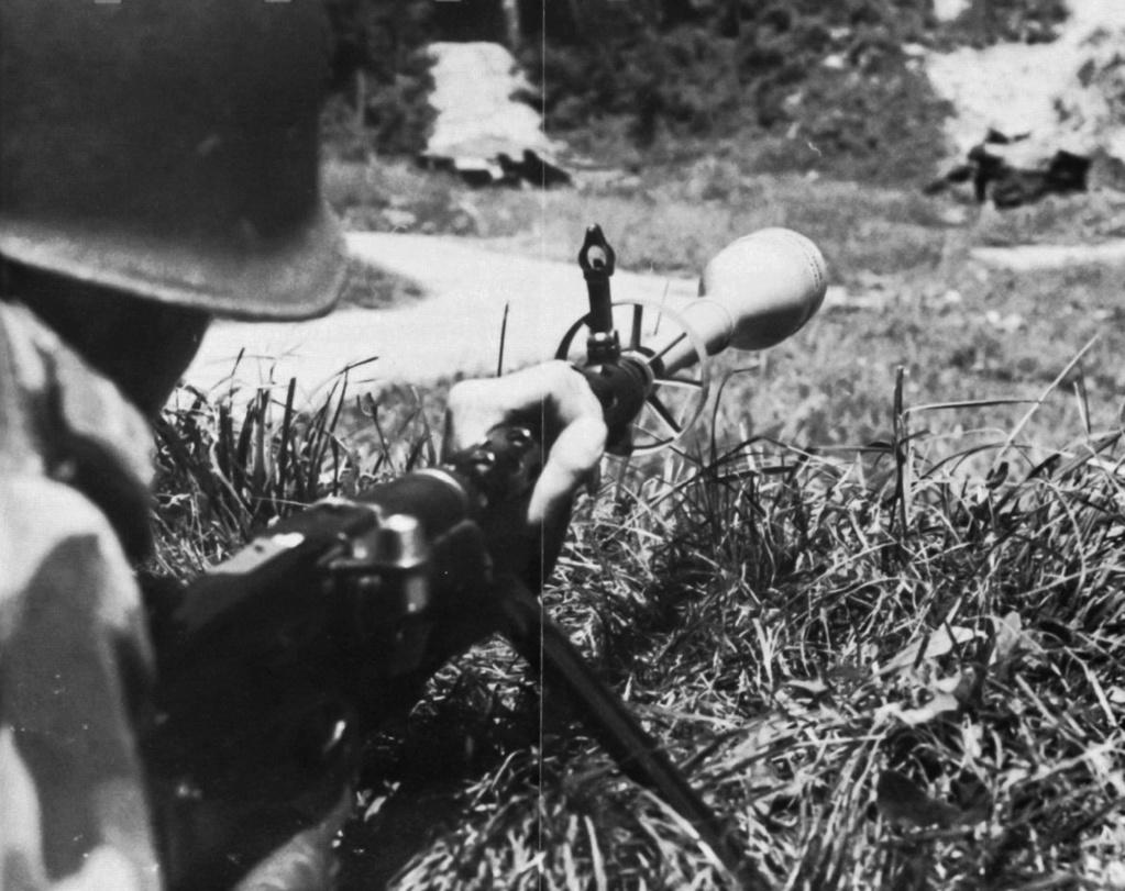 Grenades 58 à Fusil pour Fusil d'Assaut 57 Hpzg10