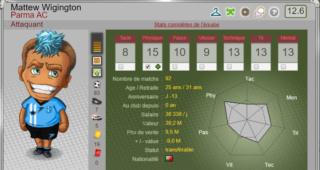 Parma AC Wiging10