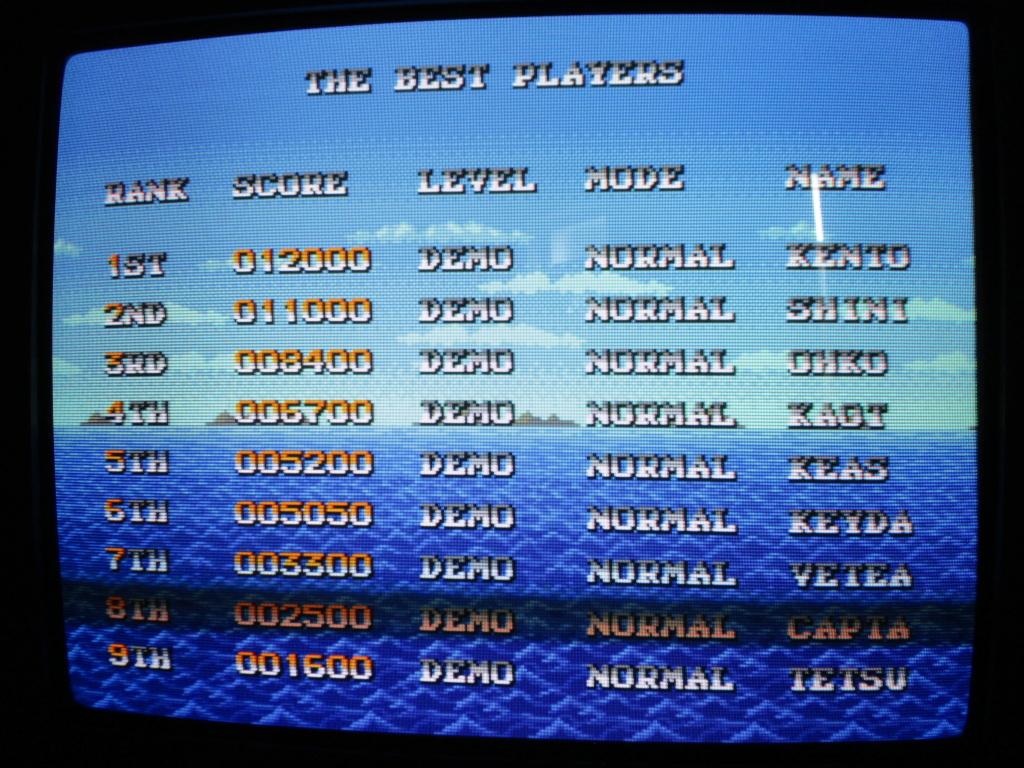 [Mega Drive] IRENA - Genesis Metal Fury ***WIP*** - Page 3 Img_0417