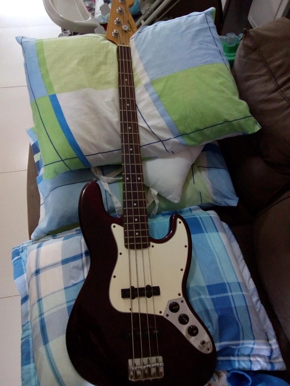Jazz Bass Squier made in korea!!! Img_2013