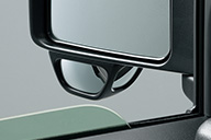 Cool multi pane wing mirrors not on global model? Img2610
