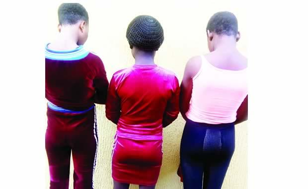 Delta Teenage Schoolgirls Lured Into Prostitution In Lagos (Photo) 75915910
