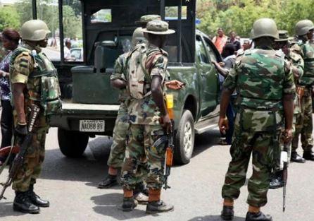 Gallant Nigerian Army Kill 21 Herdsmen In Benue Nigeri11