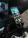 Fabrication support téléphone/GPS tête haute sur tracer GT Mms_im11