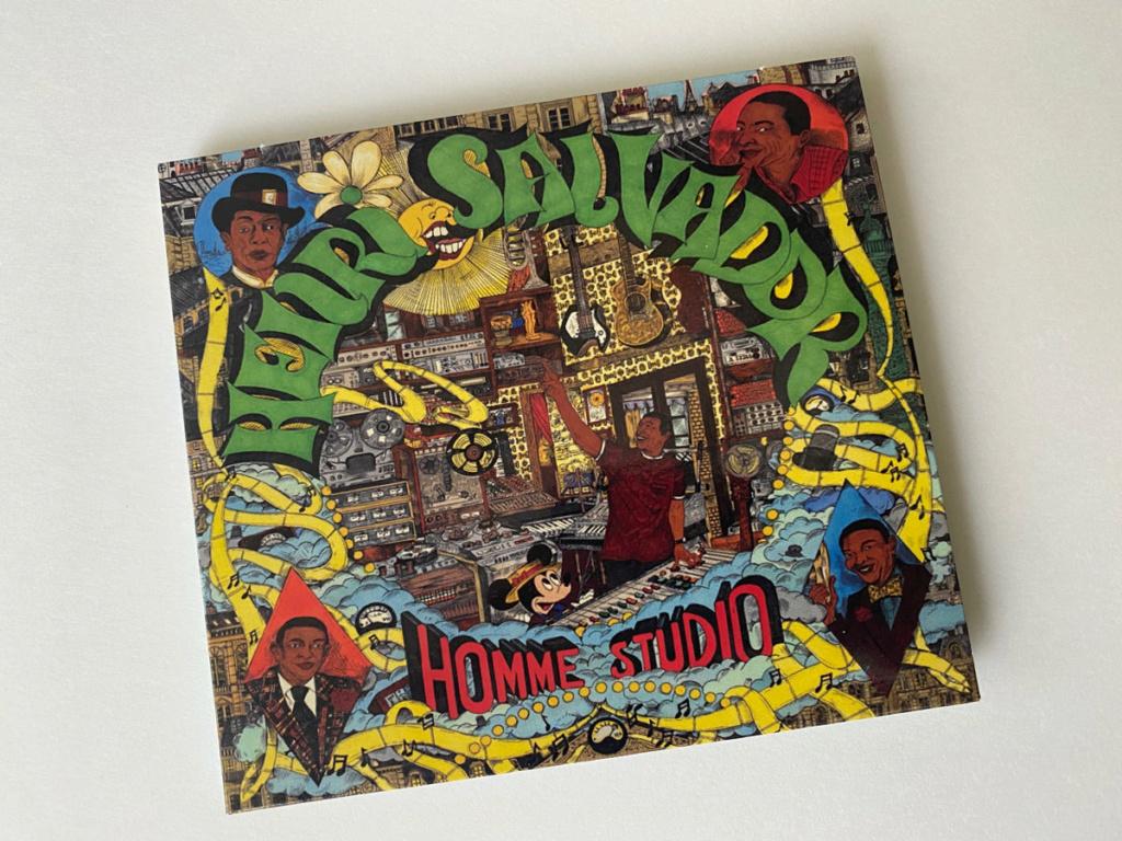 [Album] Nouvelle Compilation Collector d'Henri Salvador 00243113