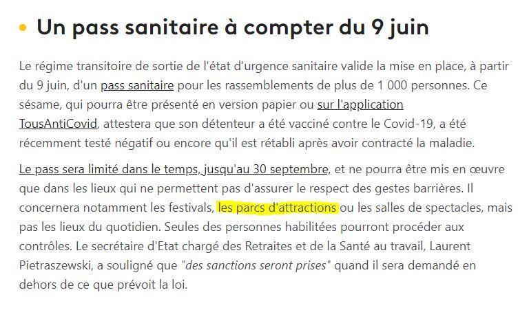Disneyland Paris rouvert pendant la COVID-19 (dès juin 2021) - Page 2 Captu324