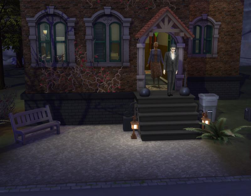 Sims 3 dating spøgelse
