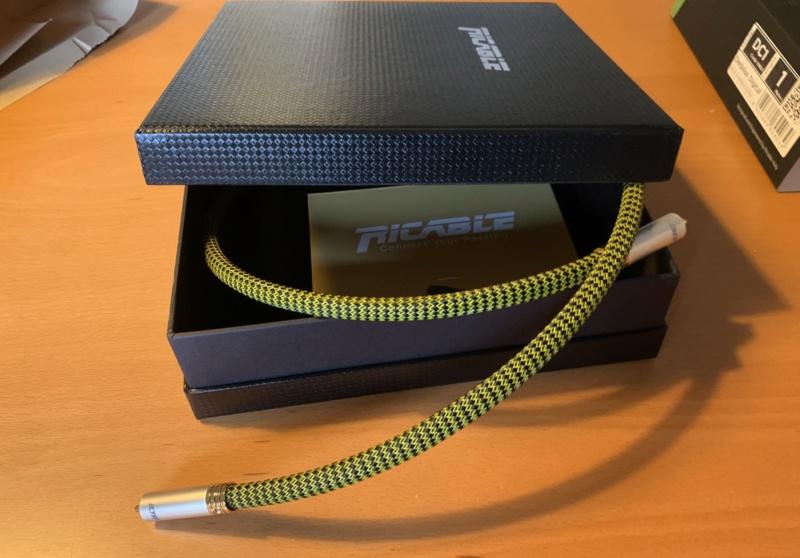 """Al via """"Prova un Ricable"""", in collaborazione con il Gazebo Audiofilo 84493010"""