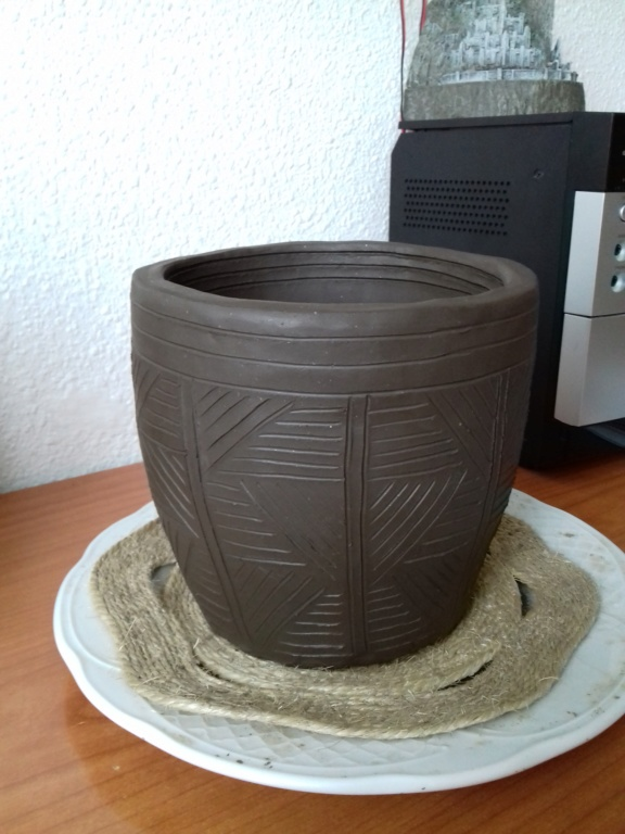 Modelado de cerámicas del Neolítico y el Calcolítico.  20181113