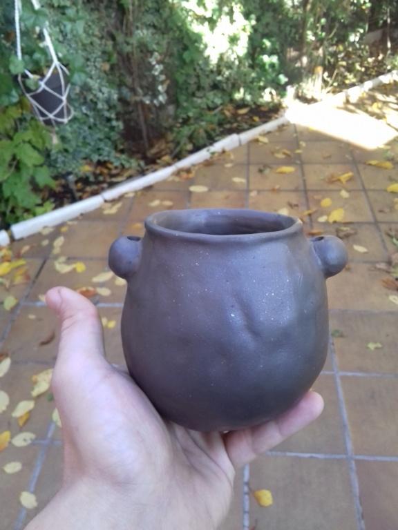 Modelado de cerámicas del Neolítico y el Calcolítico.  20181114
