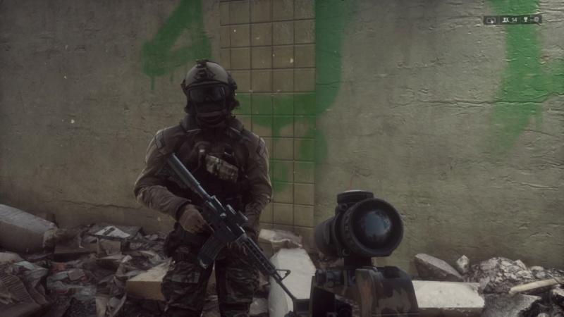 Dossier de l'Agent Mowmow Kaslov Battle13