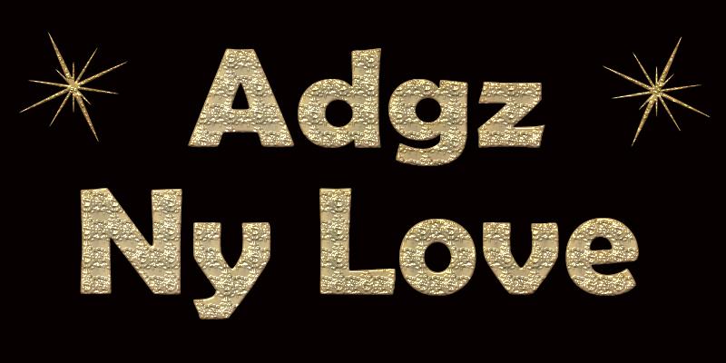 FIXO DE 12 - ADGZ NY LOVE 0610