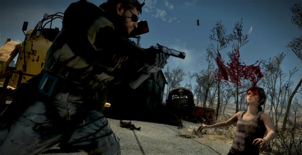 [FO4] The Last Of Us Ellie Mod Screenshots 15809921