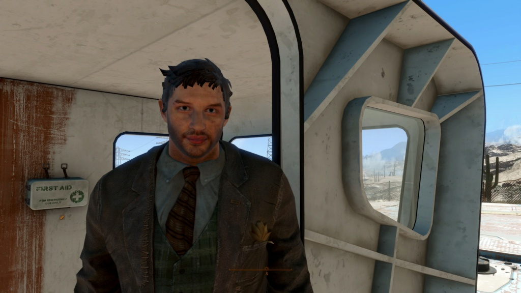 """Easy method to port nv """"facemask"""" to fallout 4 20210527"""