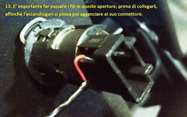 Illuminare vano portaoggetti fronte cambio con led bianco - Pagina 2 F1110