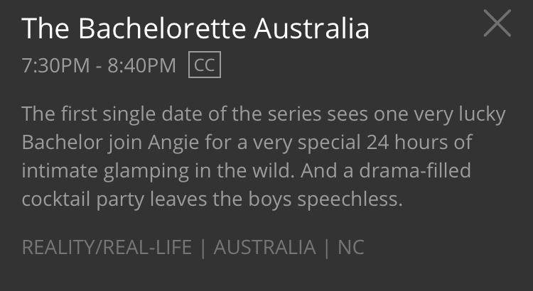 Carlin Sterritt - First Date Guy - Bachelorette Australia - Angie Kent - Season 5 - *Sleuthing Spoilers* 433e7a10