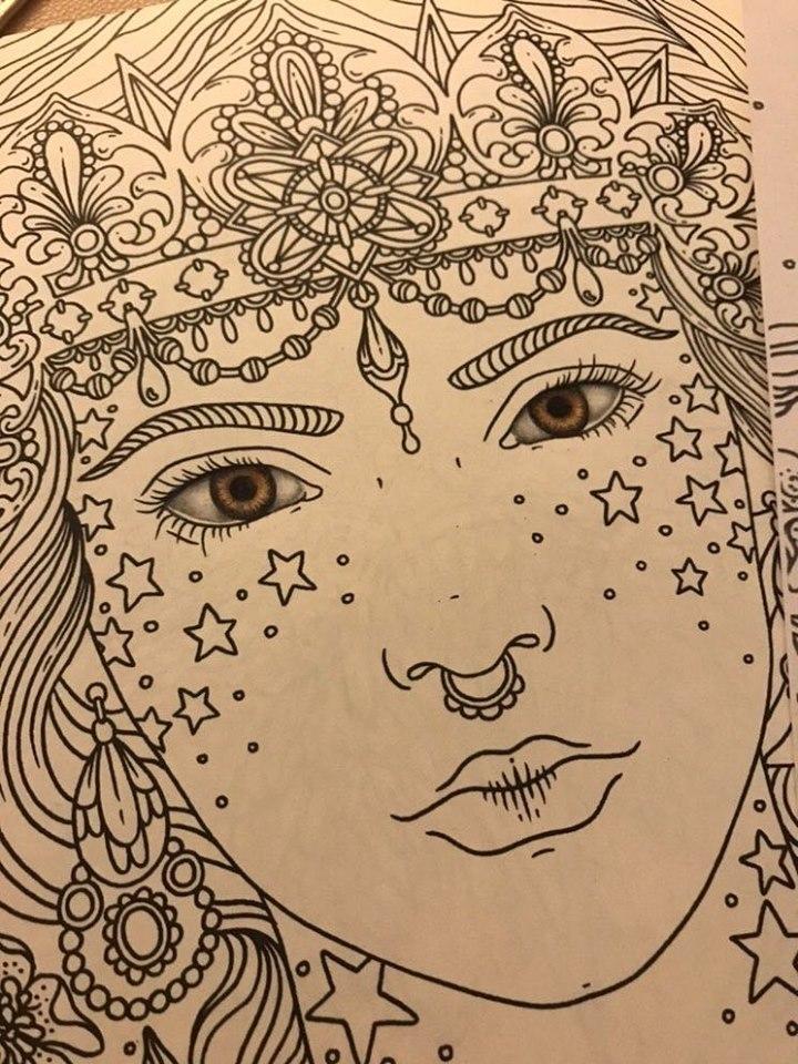 Défi 2020 de misspiloute :  apprendre à colorier la peau (visage) 86872410