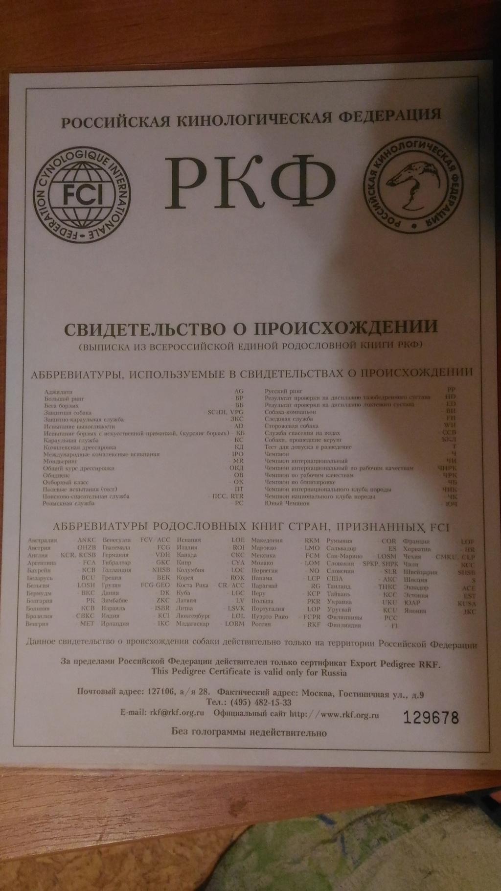 ВОСТОЧНО-ЕВРОПЕЙСКАЯ ОВЧАРКА СИМОН (РКФ) - Страница 3 P_201973
