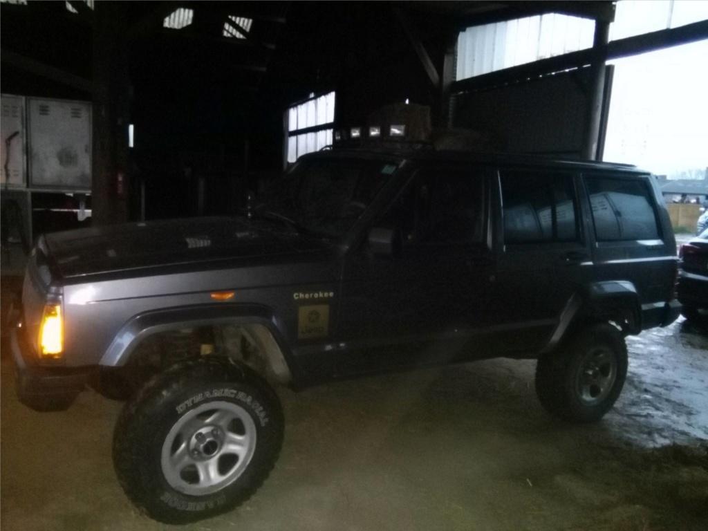 Ma présentation Jeep110