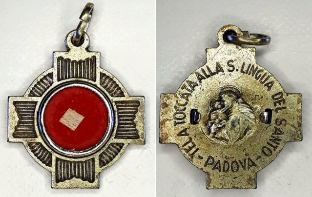 Reliquia de S. Antonio de Padua - s. XX 100010