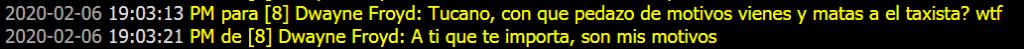 Reporte a usuarios [Tucano_2] [Peyo_Ssj] [Ramiro_vercetti] [Boris Moya] Y acusados en reporte. Insult10