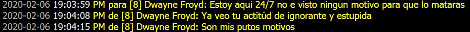 Reporte a usuarios [Tucano_2] [Peyo_Ssj] [Ramiro_vercetti] [Boris Moya] Y acusados en reporte. Insult11