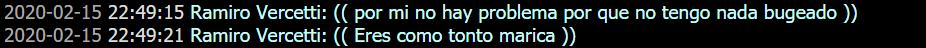 Reporte a usuarios [Tucano_2] [Peyo_Ssj] [Ramiro_vercetti] [Boris Moya] Y acusados en reporte. Insult13