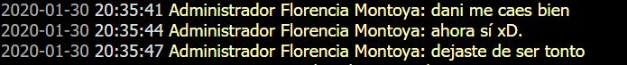 Reporte Florencia Montoya [Vi] L7z10
