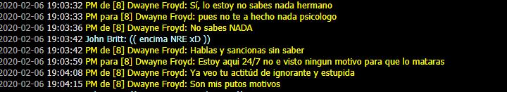 [Reporte] Daniel Rodriguez P312