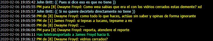 [Reporte] Daniel Rodriguez P511