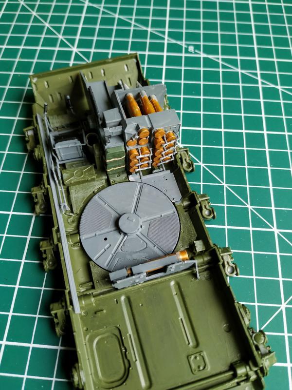 T 55A 1/35 Miniart 116