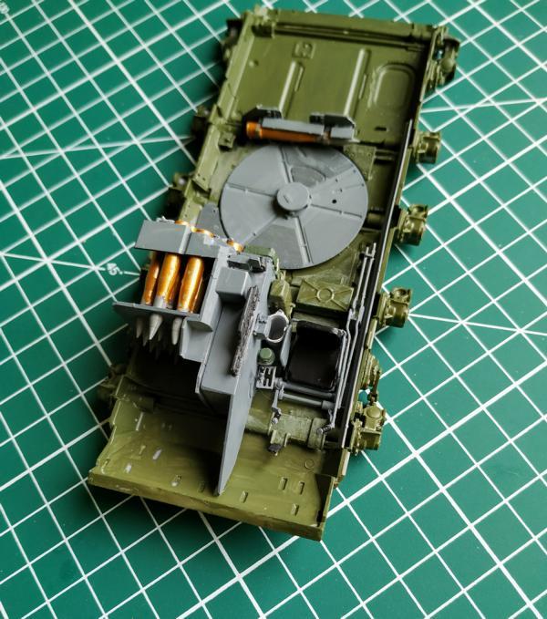 T 55A 1/35 Miniart 216