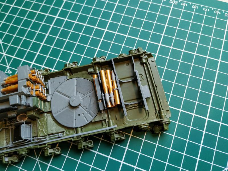 T 55A 1/35 Miniart 314